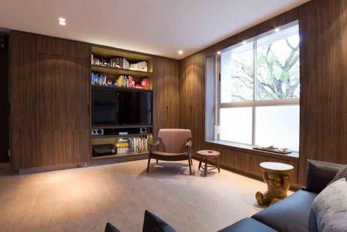 apartamento con muebles convertibles studio brasilia 27