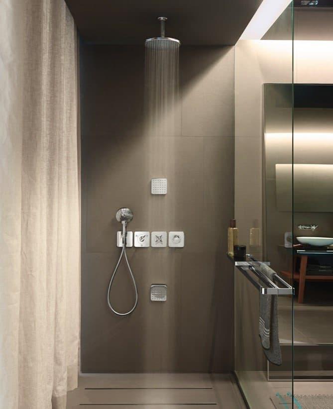 grifer a de lujo de hansgrohe axor citterio e. Black Bedroom Furniture Sets. Home Design Ideas