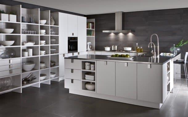 Limpiar Muebles Cocina Lacados. El Antes Y Despus De Una Cocina Con ...