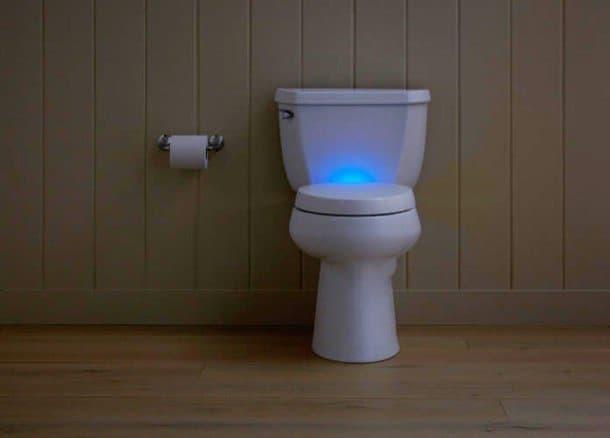 Kohler asiento de váter con LED