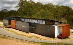 Wallaby-Lane una de las casas modernas del año