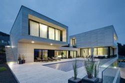 patio-piscina-Casa-Decin-Republica-Checa