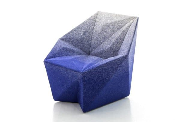 Sillón Gemma Daniel-Libeskind