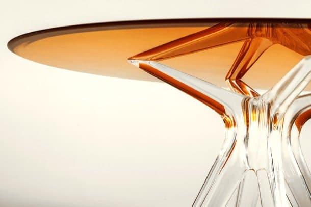 Sir-Gio-Philippe-Starck mesas de plástico
