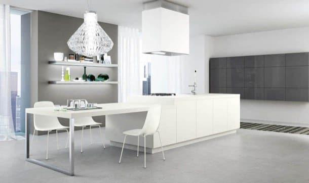 Muebles de cocina de paneles MDF  Reflex (Val Design)