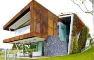 Villa Jewel Box: casa ecológica con certificado suizo
