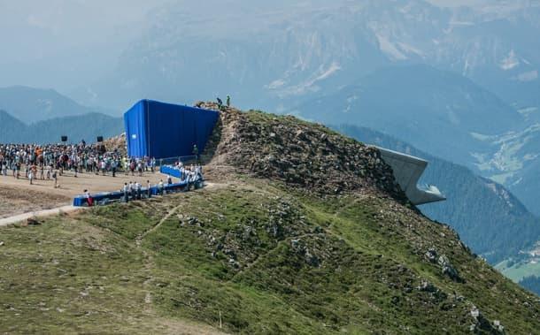 MMM Museo Messner inauguración