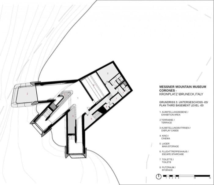 MMM-Museo-Messner-plano-nivel-3
