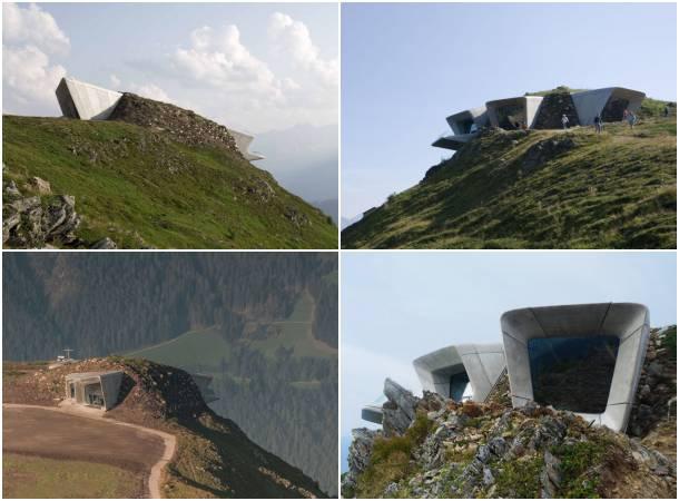 Museo-Messner-Zaha-Hadid