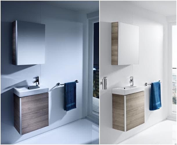 Muebles De Baño Vigo:Muebles de baño para espacios reducidos