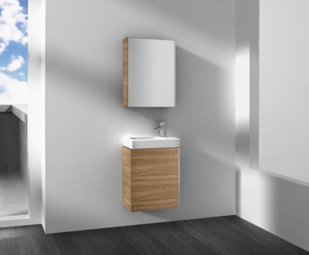 Muebles de ba o para espacios reducidos de roca for Muebles de bano para espacios pequenos