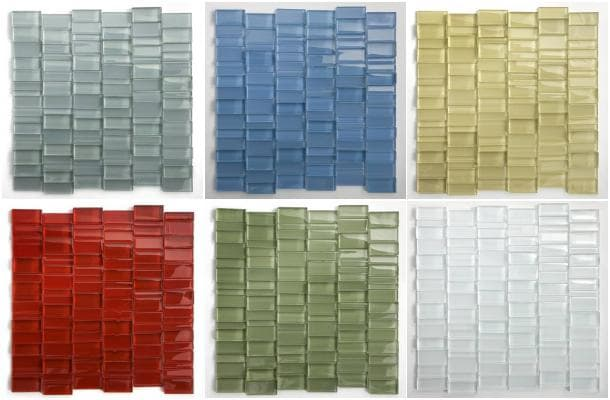 Azulejos de vidrio con relieve viscaya 3d - Azulejos de cristal ...