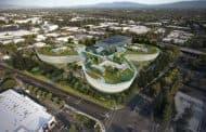 Campus Apple 3: en Central & Wolfe (Sunnyvale)