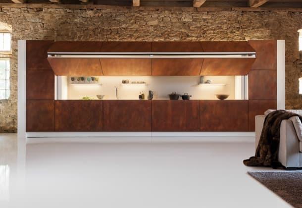 cocina oculta Warendorf