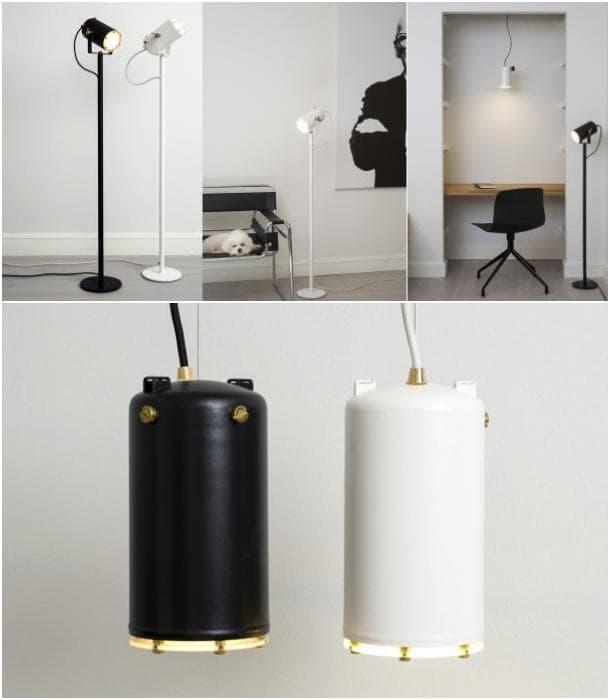 lámparas Boiler