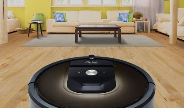 robot aspirador Roomba980
