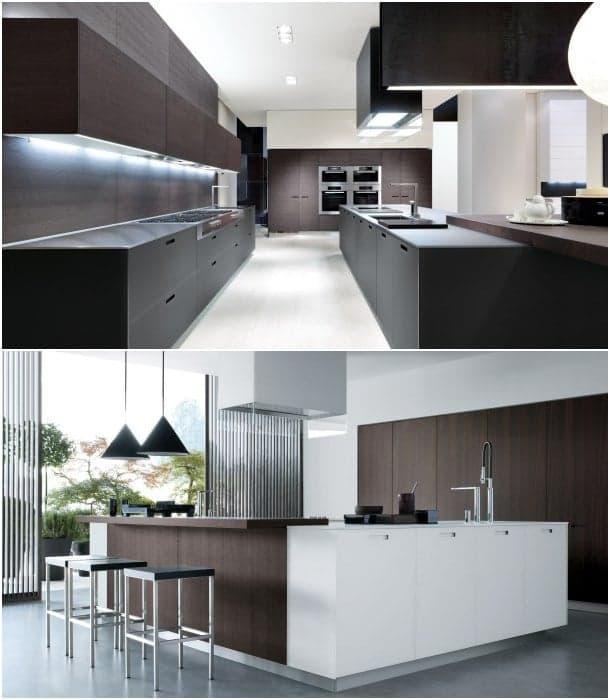 Cocinas modernas de la firma cr s varenna kyton - Muebles de cocina modernas ...