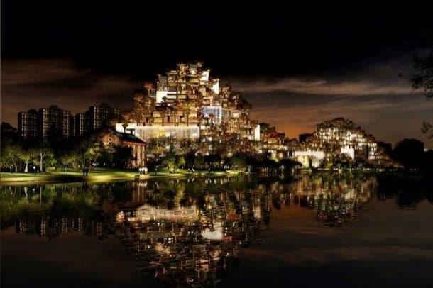 viviendas 50 Moganshan Shanghai