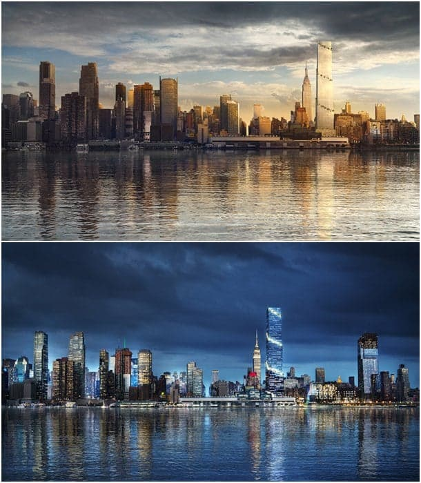 The Spiral - rascacielos Manhattan