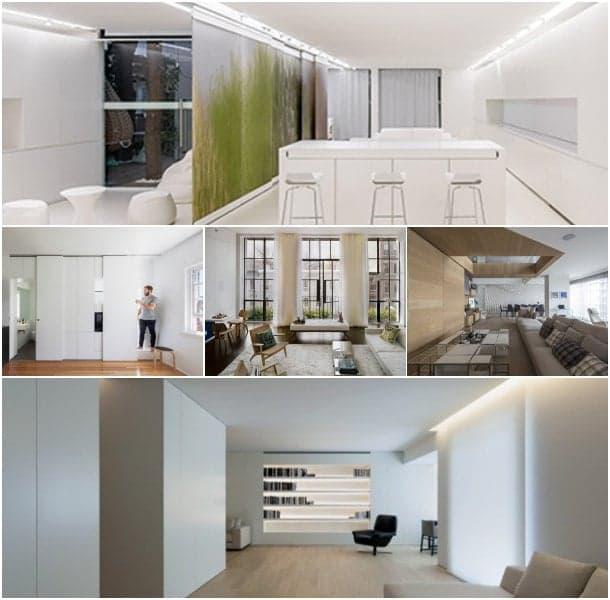 Ejemplos de decoración de apartamentos