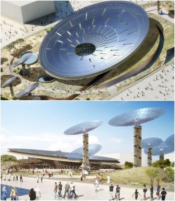 Expo Dubai 2020 Pabellon Sostenibilidad-Grimshaw