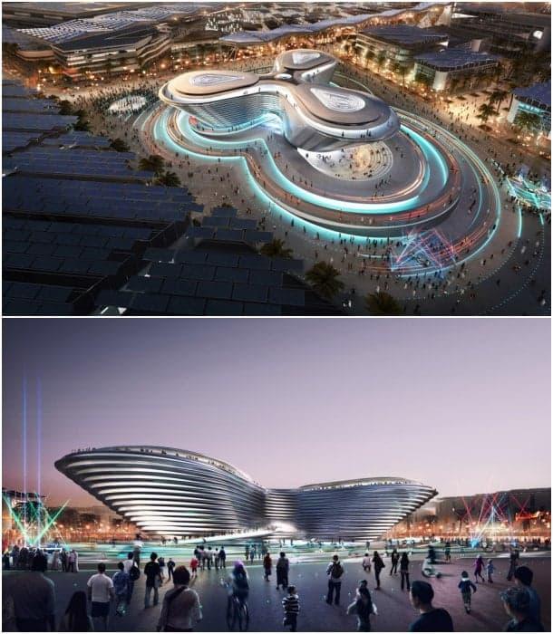 Expo Dubai 2020-pabellon Movilidad