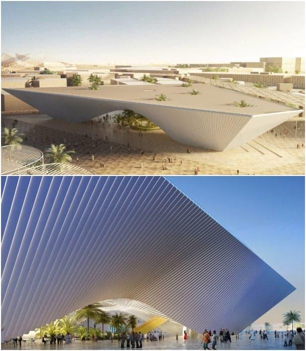 Expo Dubai 2020 pabellón Oportunidad