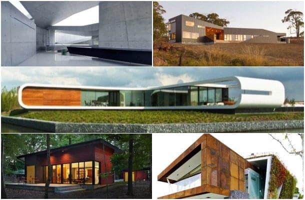 5 viviendas unifamiliares de gran calidad for Viviendas unifamiliares modernas