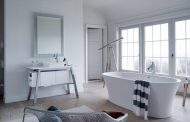 Mueble para baño de la serie Cape Cod, de Duravit