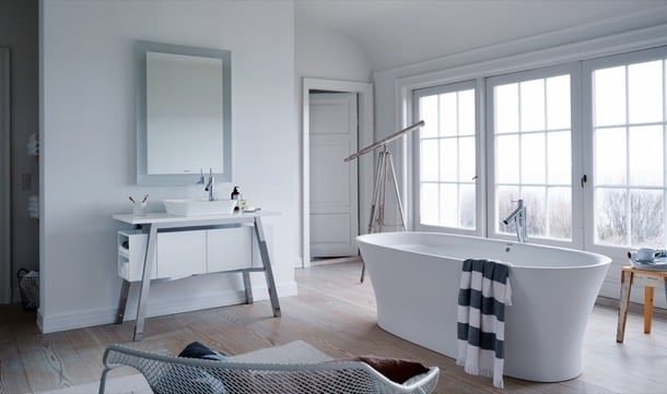 mueble baño Philippe Starck