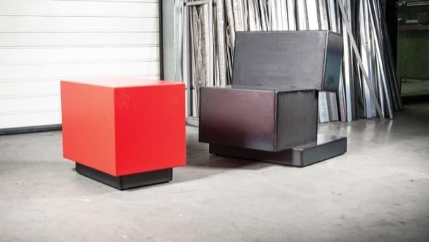 muebles de acero SANS n056