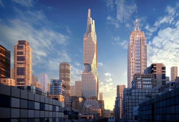 SKYLER: rascacielos intergeneracional, un hogar para toda una vida