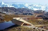 Centro de Visitantes para el fiordo de Ilulissat (Groenlandia)
