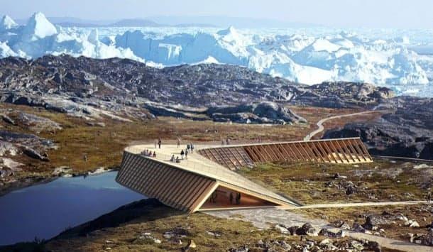 Centro de Visitantes Fiordo Ilulissat