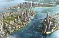 Forest City: plan maestro en 4 islas artificiales (Malasia)