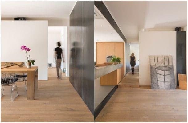 interior piso reformado Varese