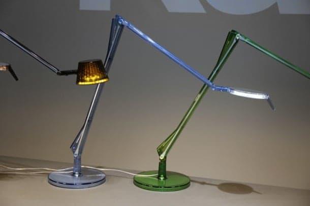ALEDIN: lámpara de escritorio de tecnología LED