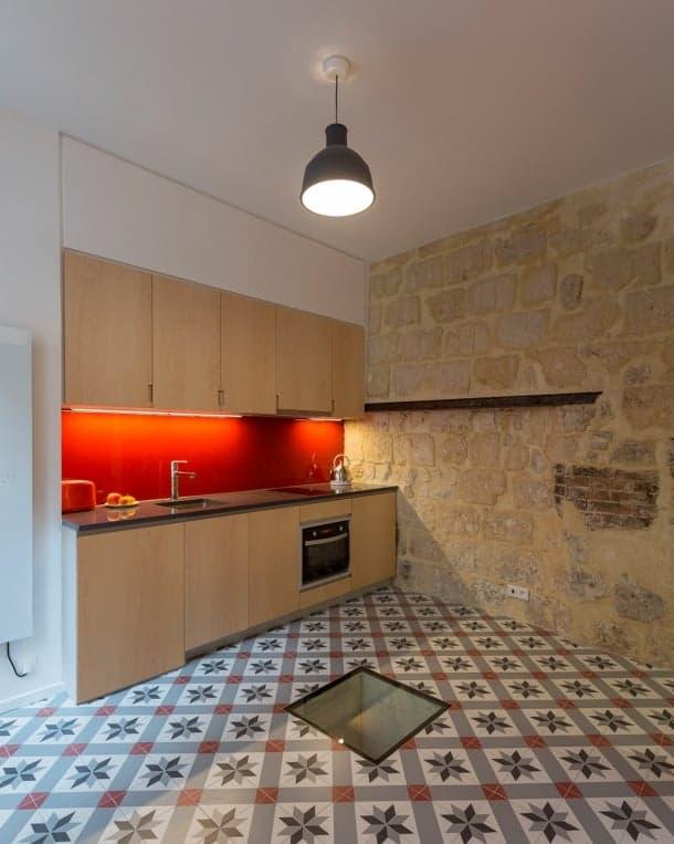 proyecto de renovación cocina