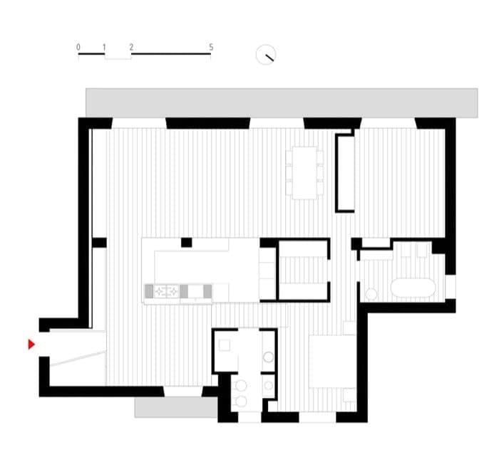 reforma piso en Varese