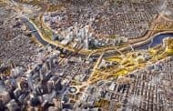 Actuación urbanística para la Estación de la Calle 30 de Filadelfia