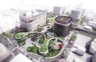 Centro de transportes para Kaohsiung, de Mecanoo Architecten