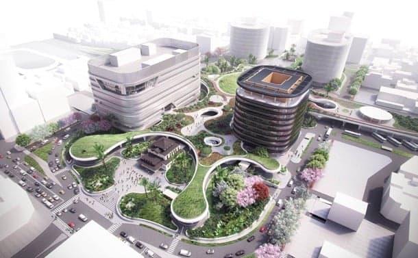 centro de transportes Kaohsiung