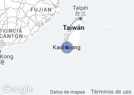 localización Kaohsiung