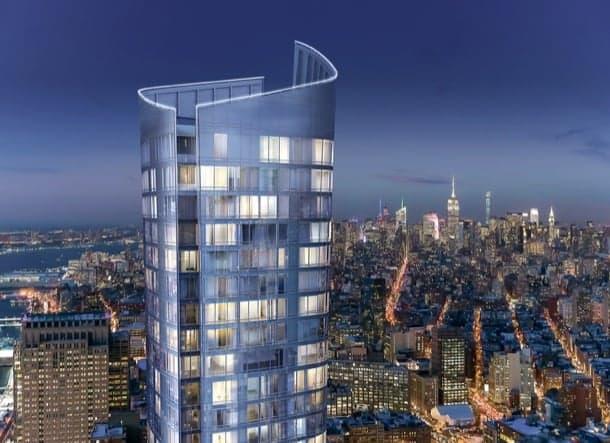 111 Murray Street: torre de apartamentos en Nueva York