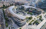 Parc Central: complejo comercial para el centro de Cantón