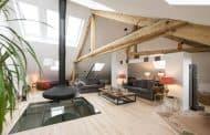 Apartamento ático en Luxemburgo, por EPAD