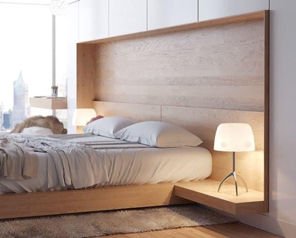 Ideas para el cabecero de la cama auto design tech - Ideas para hacer cabeceros de cama ...