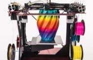 RoVa4D: impresión 3D mezclando colores y elasticidad