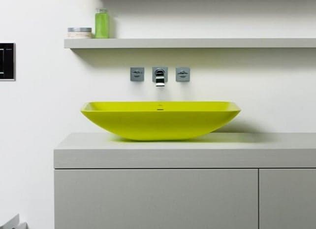 lavabo de encimera Blu-Stone