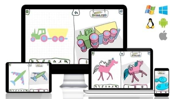 software 3d doodle3d transform